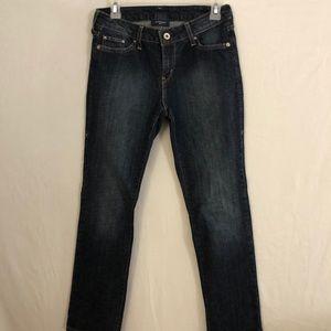 Levi's Jeans - Levi's 552 mid rise straight sz 2 cotton/elastane